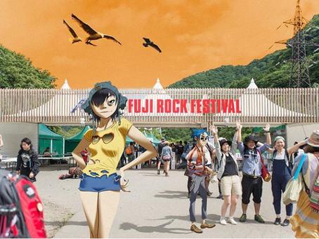 Japón vibra al ritmo del Fuji Rock Festival