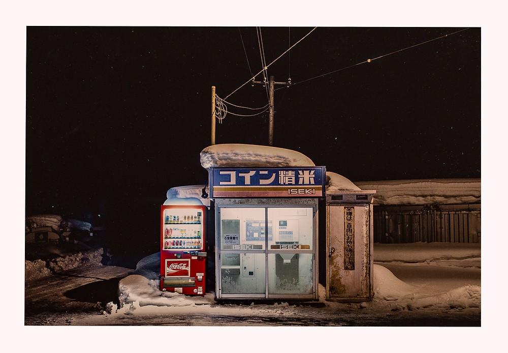 Eiji Ohashi, Roadside Lights, 2021.