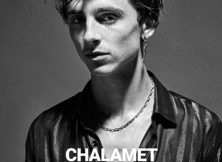 Timothée Chalamet es Bob Dylan