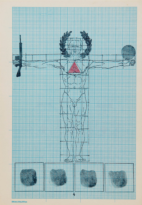Pieces of Myself, (1978-79)