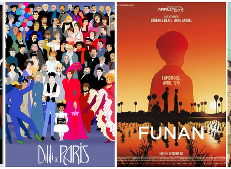 La animación eleva la calidad del cine esta temporada