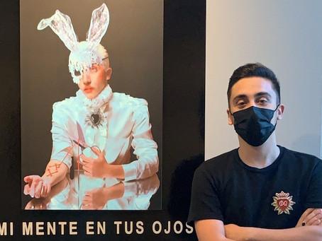 Juaki Pérez pone su mente en tus ojos.