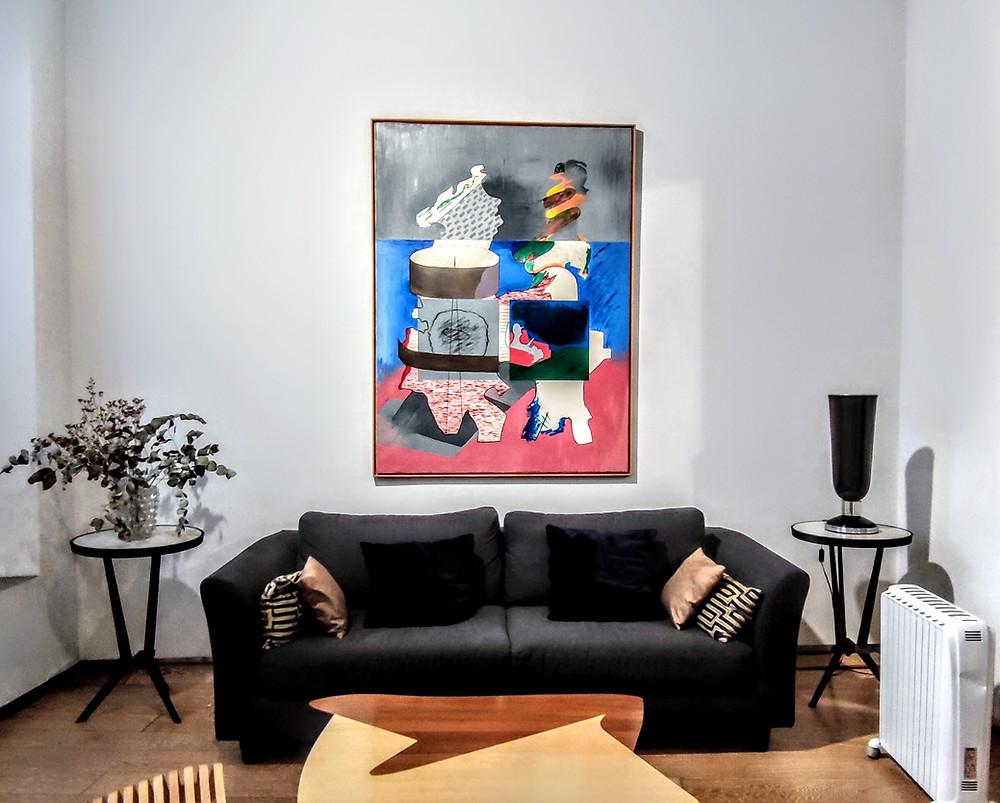Galería Rafael Ortiz.