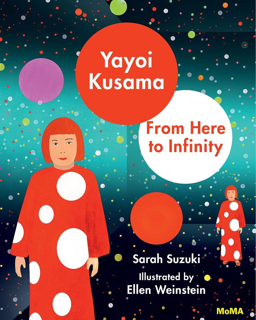 Yayoi Kusama: from here to Infinity (Book)