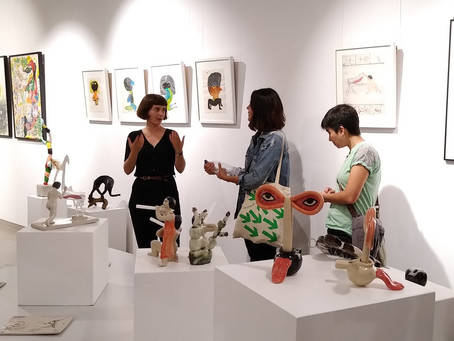 'La Galeria és Cultura': Art Barcelona presenta el Circuit d'Art Contemporani Enero-Abril 2021.