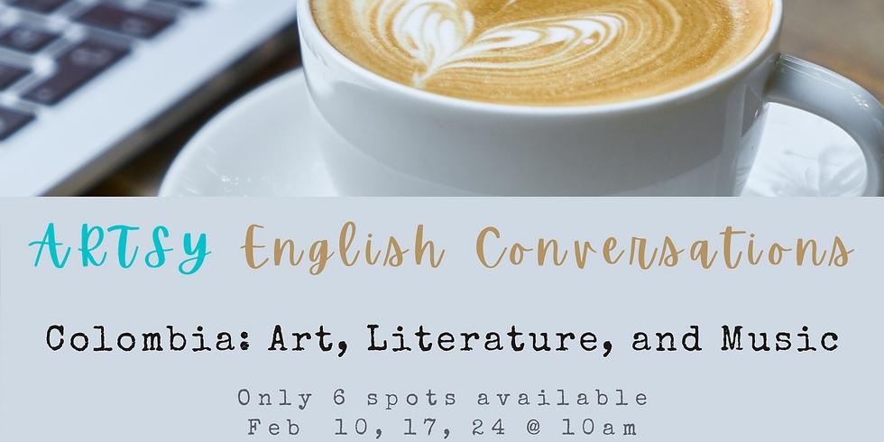 ARTSY English Conversations