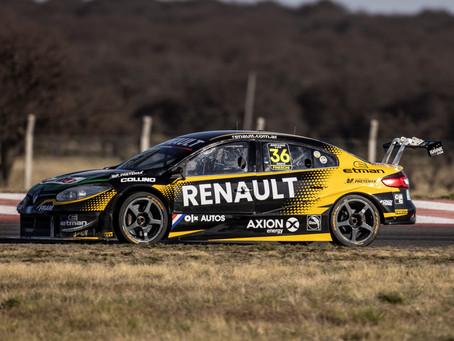 Seguimos acompañando al equipo Renault en el STC2000