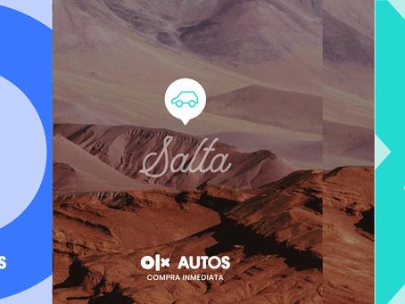 ¡Hola, Salta! Nuestra propuesta de comprar autos online llega al norte del país