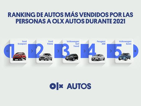 ¿Cuáles son los 5 autos que más venden los argentinos?