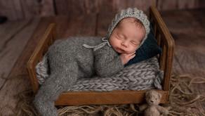Baby Riley, Atlanta Newborn Photography