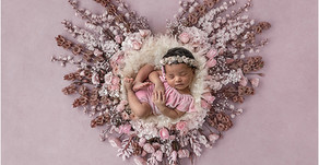 Atlanta Newborn Photographer- Baby Madison
