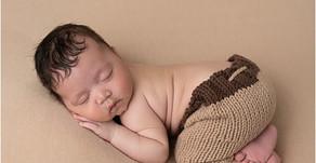 Atlanta Newborn Photography- Baby Grayson