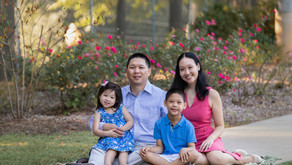 Family session at #chastainpark