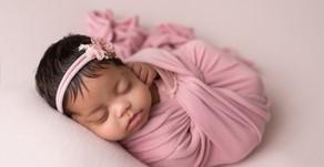 Atlanta Newborn Photographer - Baby Olivia
