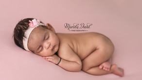 When is the best time to get newborn pictures?