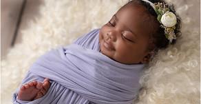 Atlanta Newborn Photographer- Kinsley Faith, 10 weeks old