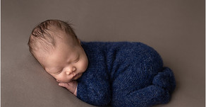 Atlanta Newborn Photography- Baby Kai