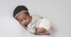 Emerie Grace, Atlanta Newborn Photographer