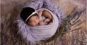 Baby Cameron- Atlanta Newborn Photography