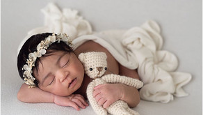What to expect from a Newborn Photo Session with Mariela Duval Photography