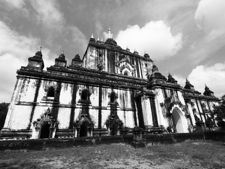Balancing the Burma Issue