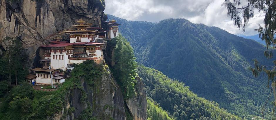 How Bhutan Built Conservation Finance Into its DNA