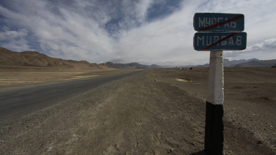 The High Road to Kyrgyzstan