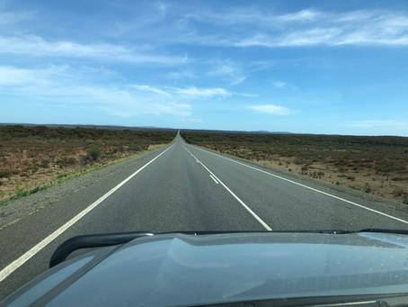 Diary of a Dash Across Australia