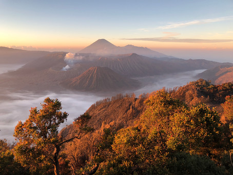 Jeeps and Lava: Joining the Many at a Mount Bromo Sunrise