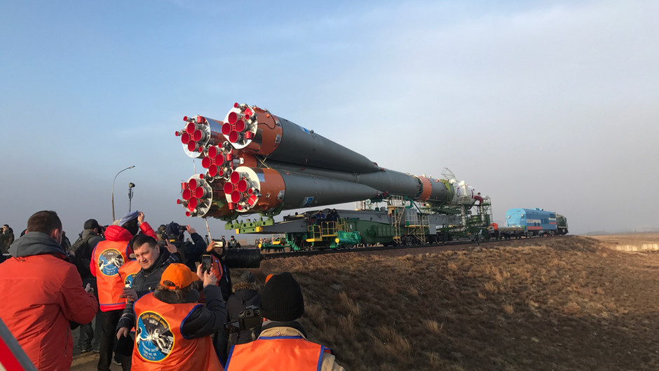 Red Rockets: Space Tourism in the Former USSR