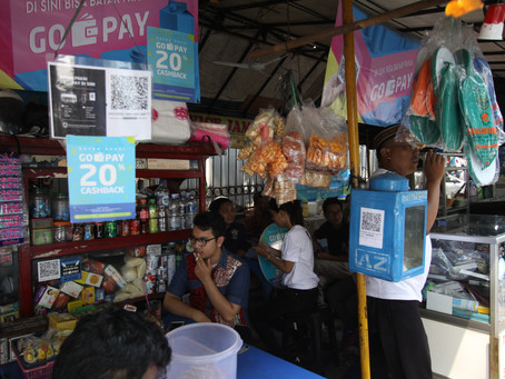 GoPay: Indonesia's Metal Ignition