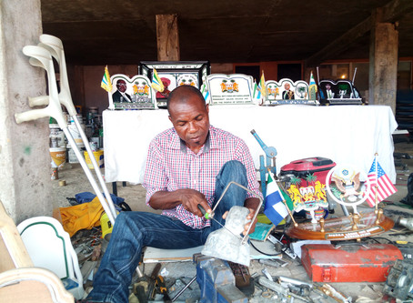UNRECOGNISED: THE KING'S GIFT MAKER