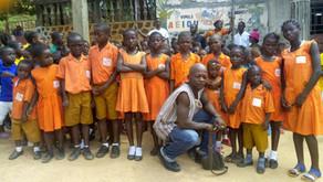 Newspaper Seller Builds School for Underprivileged Children: The story of Gibrilla Bangura