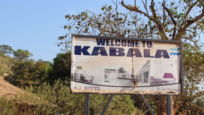 DISTRICT FOCUS                 Koinadugu District: Kabala