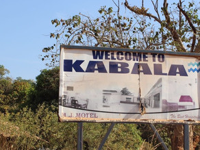 DISTRICT FOCUS                 Koinadugu District: Kabala