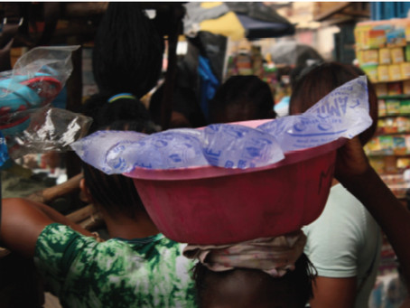 CHILD STREET TRADING: a by-product of circumstances or abuse?