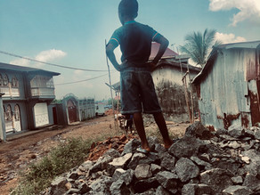 Child Labour - robbing our children of their future