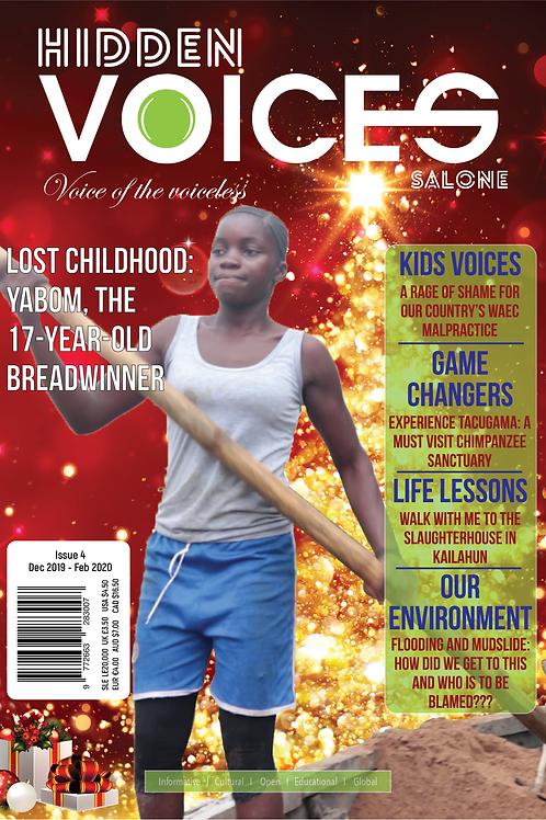 DIGITAL DOWNLOAD ISSUE 4