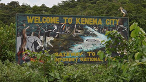 Keh-Ma-Ina, home of the Kambui Hills Forest Reserve