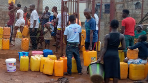 WATER CRISIS - a never ending Salone problem