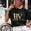 Thumbnail: HIDDEN VOICES WOMEN'S FITTED ROUND NECK T-SHIRT