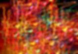 Multicolor Art Luz Laser