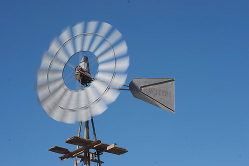 Whimsical Windmill