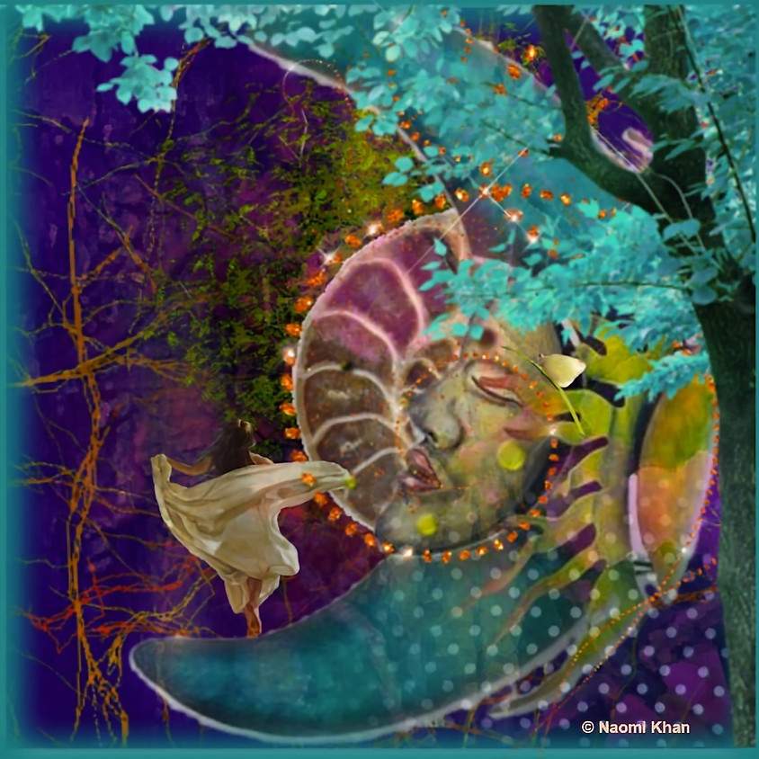 Love Letters of Earth and Moon: Soulcraft Practices PROGRAM FULL!