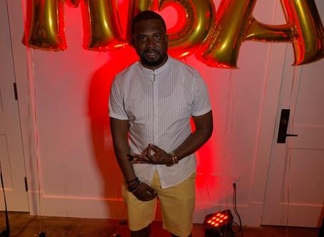 Flashback Friday: Lamar's MBA Party!