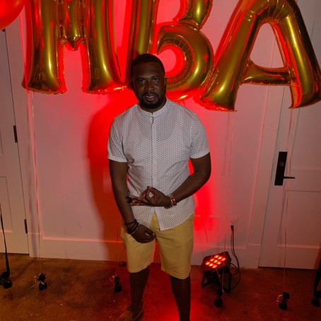 Flashback Friday: Lamar's MBA Party!