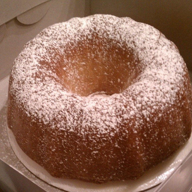 Buttered Rum Pound Cake for _chr1stianro