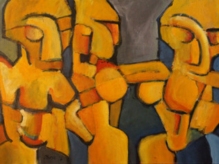 Two New Figurative Pieces