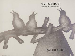Matthew Rose's New Show, Evidence