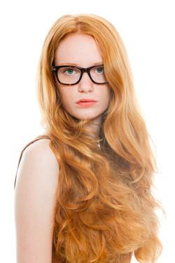 Lucious Red Hair